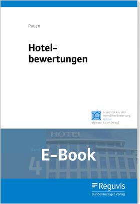Hotelbewertungen (E-Book)