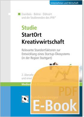 Studie StartOrt Kreativwirtschaft (E-Book)