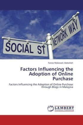 Abdullah | Factors Influencing the Adoption of Online Purchase | Buch