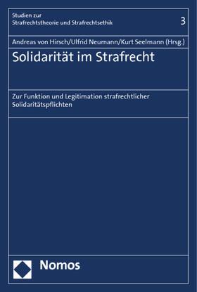 Solidarität im Strafrecht