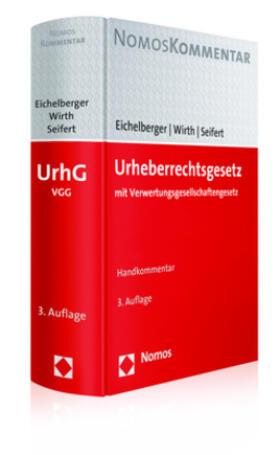 Wirth/Seifert | Urheberrechtsgesetz: UrhG | Buch