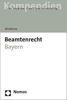 Beamtenrecht Bayern
