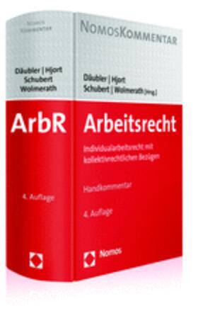 Däubler / Hjort / Schubert | Arbeitsrecht | Buch