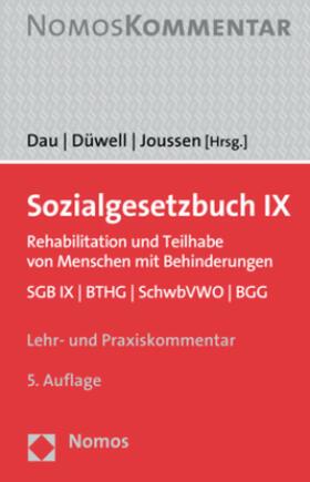 Sozialgesetzbuch IX