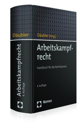 Däubler   Arbeitskampfrecht   Buch