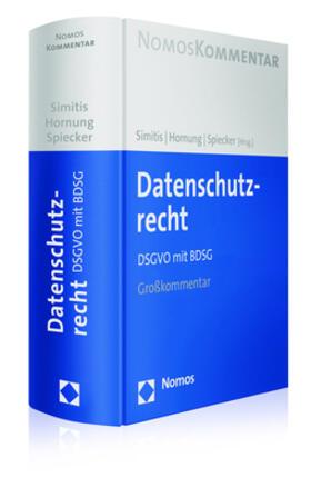 Simitis/Hornung/Spiecker gen. Döhmann | Datenschutzrecht | Buch