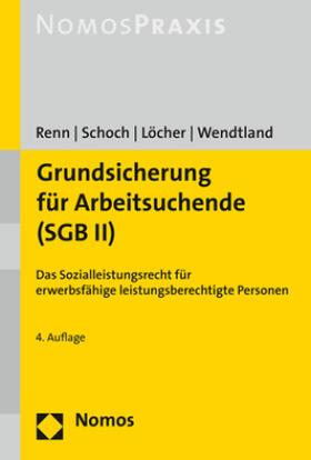 Grundsicherung für Arbeitsuchende (SGB II)