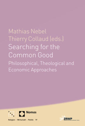 Collaud / Nebel   Searching for the Common Good   Buch