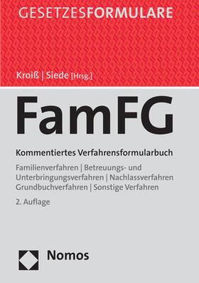 Kroiß / Siede | FamFG | Buch
