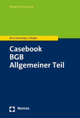Casebook BGB AT