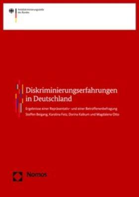 Diskriminierungserfahrungen in Deutschland