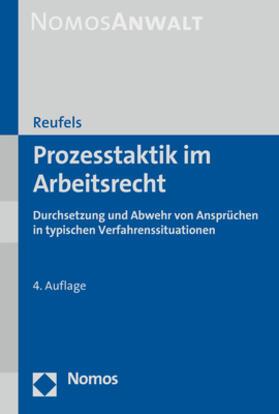 Prozesstaktik im Arbeitsrecht
