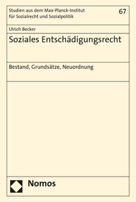 Soziales Entschädigungsrecht