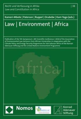 Law - Environment - Africa