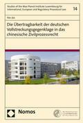 Die Übertragbarkeit der deutschen Vollstreckungsgegenklage in das chinesische Zivilprozessrecht