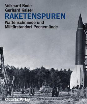 Raketenspuren