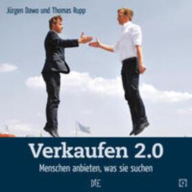 Dawo / Rupp   Verkaufen 2.0   Buch