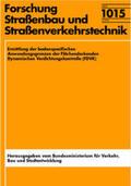 Ermittlung der bodenspezifischen Anwendungsgrenzen der Flächendeckenden Dynamischen Verdichtungskontrolle (FDVK)