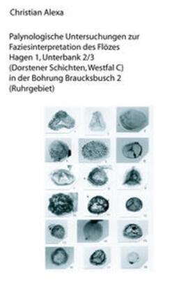 Palynologische Untersuchungen zur Faziesinterpretation des Flözes Hagen 1 Unterbank 2/3 (Dorstener Schichten, Westfal C)  in der Bohrung Braucksbusch 2 (Ruhrgebiet)