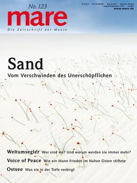 mare - Die Zeitschrift der Meere / No. 122 / Die Halligen