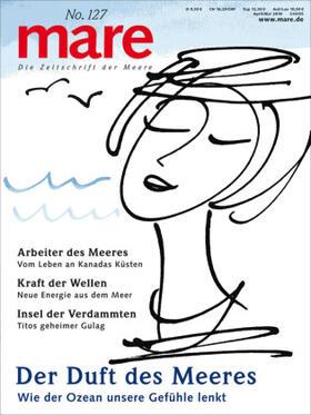 mare - Die Zeitschrift der Meere / No. 127 / Der Duft des Meeres