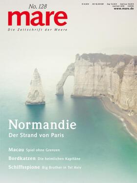 mare - Die Zeitschrift der Meere / No. 128 / Normandie