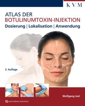 Atlas der Botulinumtoxin-Injektion