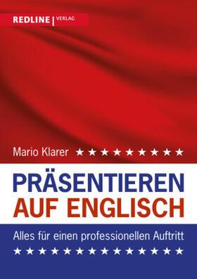 Präsentieren auf Englisch