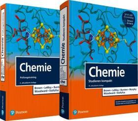 Chemie - Studieren kompakt, 2 Bde.