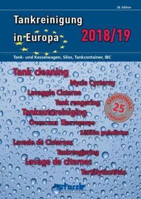 Tankreinigung in Europa 2018/19