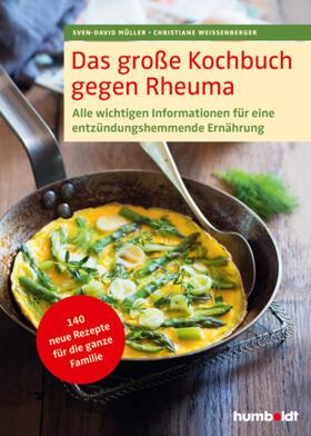 Das große Kochbuch gegen Rheuma