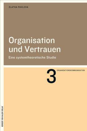 Organisation und Vertrauen