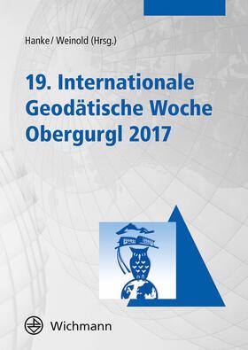 19. Internationale geodätische Woche Obergurgl 2017