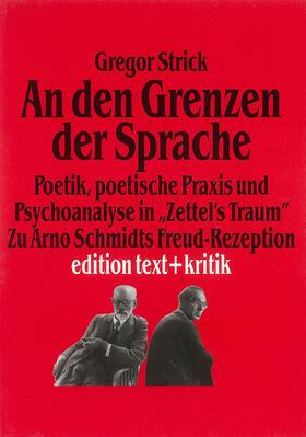 """""""An den Grenzen der Sprache"""""""