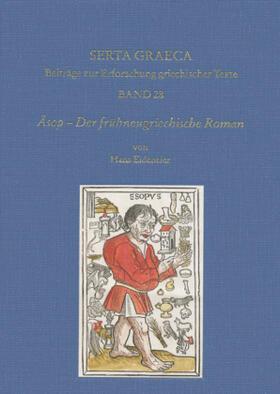 Äsop – Der frühneugriechische Roman