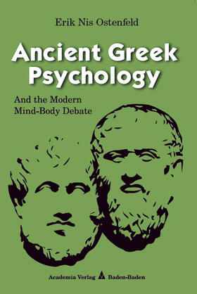 Ancient Greek Psychology