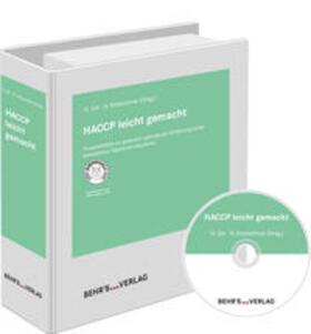 HACCP leicht gemacht – speziell für Handel, Handwerk und Gastronomie