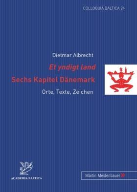 """Et yndigt land</I>- Sechs Kapitel Dänemark"