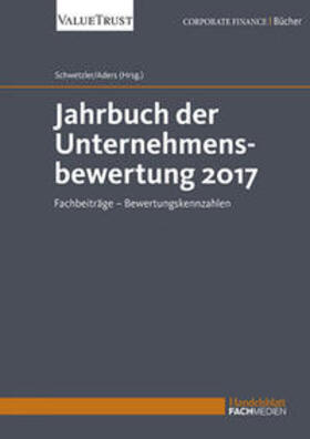 Jahrbuch der Unternehmensbewertung 2017