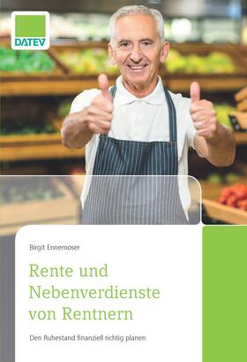 Ennemoser   Rente und Nebenverdienste von Rentnern   Buch