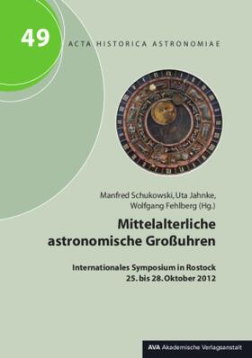 Mittelalterliche astronomische Großuhren
