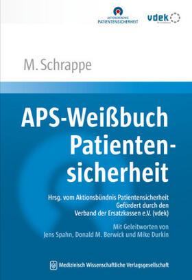 APS-Weißbuch Patientensicherheit