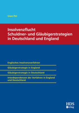 Insolvenzflucht: Schuldner- und Gläubigerstrategien in Deutschland und England