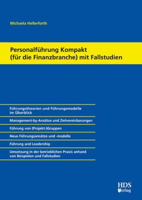 Personalführung Kompakt (für die Finanzbranche) mit Fallstudien