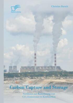 Carbon Capture and Storage: Verfahren zur Reduzierung von CO2-Emissionen in Kraftwerken