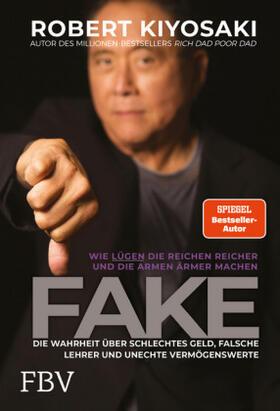 Kiyosaki | FAKE | Buch