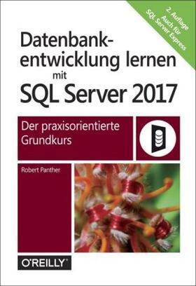 Datenbankentwicklung lernen mit SQL Server 2017