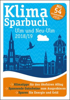 Klimasparbuch Ulm und Neu-Ulm 2018/19