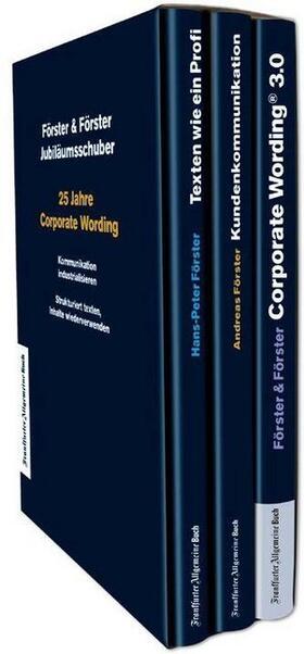 25 Jahre Corporate Wording®: Der Jubiläumsschuber