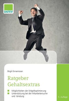 Ennemoser | Ratgeber Gehaltsextras | Buch